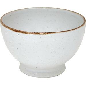 Bílá miska z kameniny Casafina Sardegna,⌀15cm