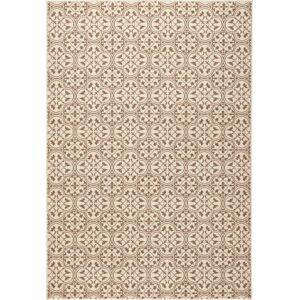 Béžový koberec Hanse Home Gloria Pattern, 200x290cm