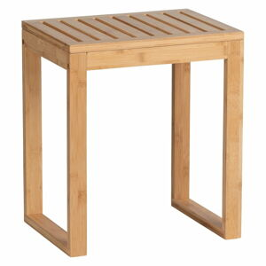 Bambusový odkládací stolek Wenko Bamboo