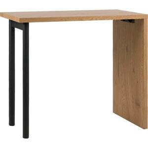 Barový stolek v dekoru dubového dřeva Actona Budgie