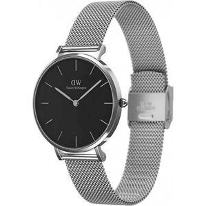 Dámské hodinky ve stříbrné barvě Daniel Wellington Petite, ⌀32mm