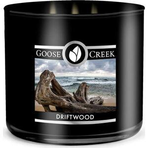 Pánská vonná svíčka v dóze Goose Creek Driftwood, 35 hodin hoření