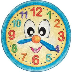 Dětský protiskluzový koberec Chilai Watch,ø200cm