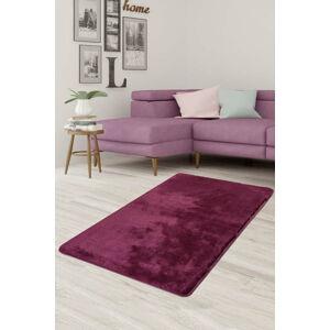 Fialový koberec Milano, 140x80cm