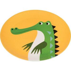Talíř Rex London Ben The Crocodile