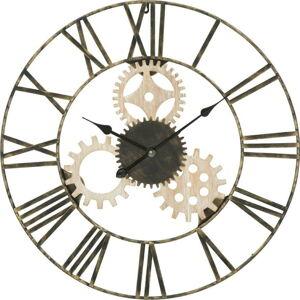 Nástěnné hodiny Mauro Ferretti Ingranaggio, ø70cm