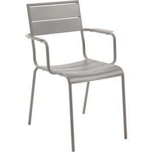 Šedobéžová židle La Forma Allegian