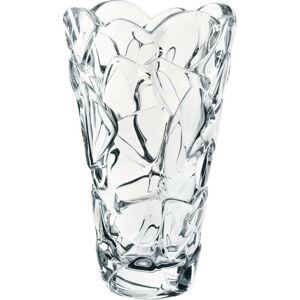 Váza z křišťálového skla Nachtmann Petals, výška 28 cm