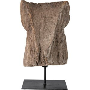 Dřevěná soška Bloomingville Bedi, výška 45cm