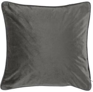 Tmavě šedý polštář Tiseco Home Studio Simple, 60x60cm