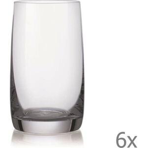 Sada 6 sklenic Crystalex Ideal,250ml