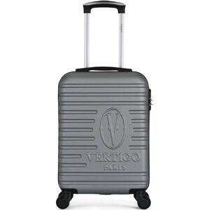 Šedý cestovní kufr na kolečkách VERTIGO Mureo Valise Cabine, 36 l
