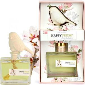 Difuzér s vůní mandlových květů HF Living Fragrance, 100 ml