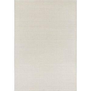 Krémovobéžový koberec vhodný i na ven Elle Decor Secret Millau, 160 x 230 cm