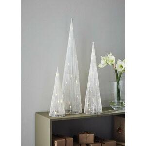 Bílá vánoční světelná dekorace Markslöjd Dunge