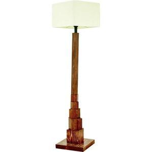 Stojací lampa z habrového dřeva Eyfel