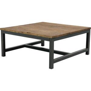 Konferenční stolek s deskou z jilmového dřeva Interstil Vintage, 90 x 40 cm