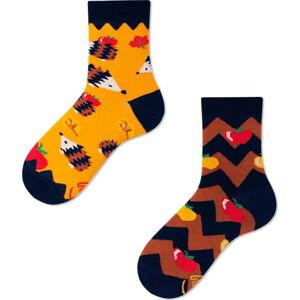 Dětské ponožky Many Mornings Apple Hedgehog,vel.31–34