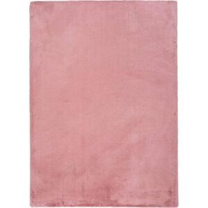 Růžový koberec Universal Fox Liso, 120 x 180 cm