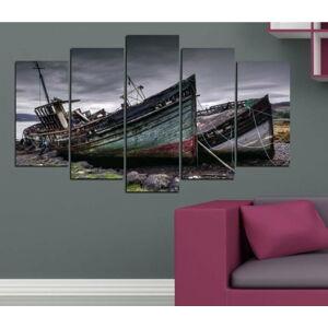 Vícedílný obraz 3D Art Mutenna, 102x60cm