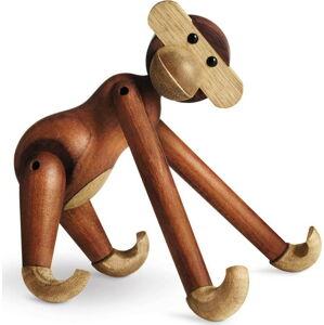 Soška z masivního dřeva Kay Bojesen Denmark Monkey