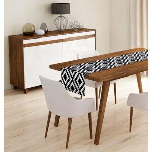 Běhoun na stůl Minimalist Cushion Covers Ikea,45x140cm