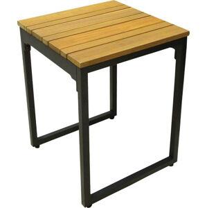 Sada 2 zahradních stoliček se sedákem z akáciového dřeva Ezeis Brick