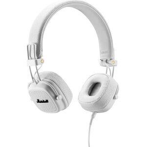 Bílá sluchátka Marshall Major III