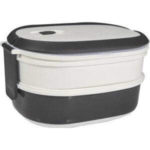 Bílošedý svačinový box JOCCA Lunchbox
