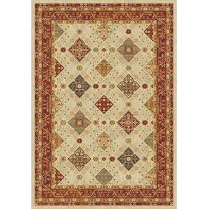 Béžový koberec Universal Nova Ornaments, 115x160cm