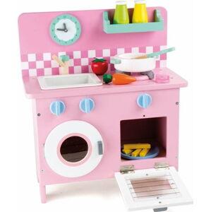Dětská dřevěná kuchyňka Legler Rosali