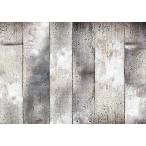 Šedá velkoformátová tapeta Artgeist Stripes, 400x280cm