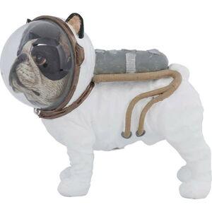 Dekorativní soška Kare Design Space Dog, výška21cm